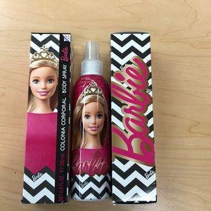 Barbie body spray for girls 200 ml ( 2 pack)